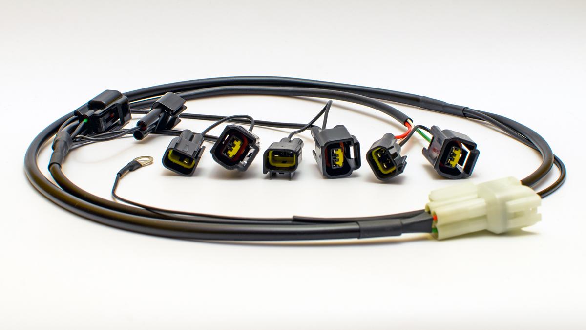 Yamaha G Wire Harness