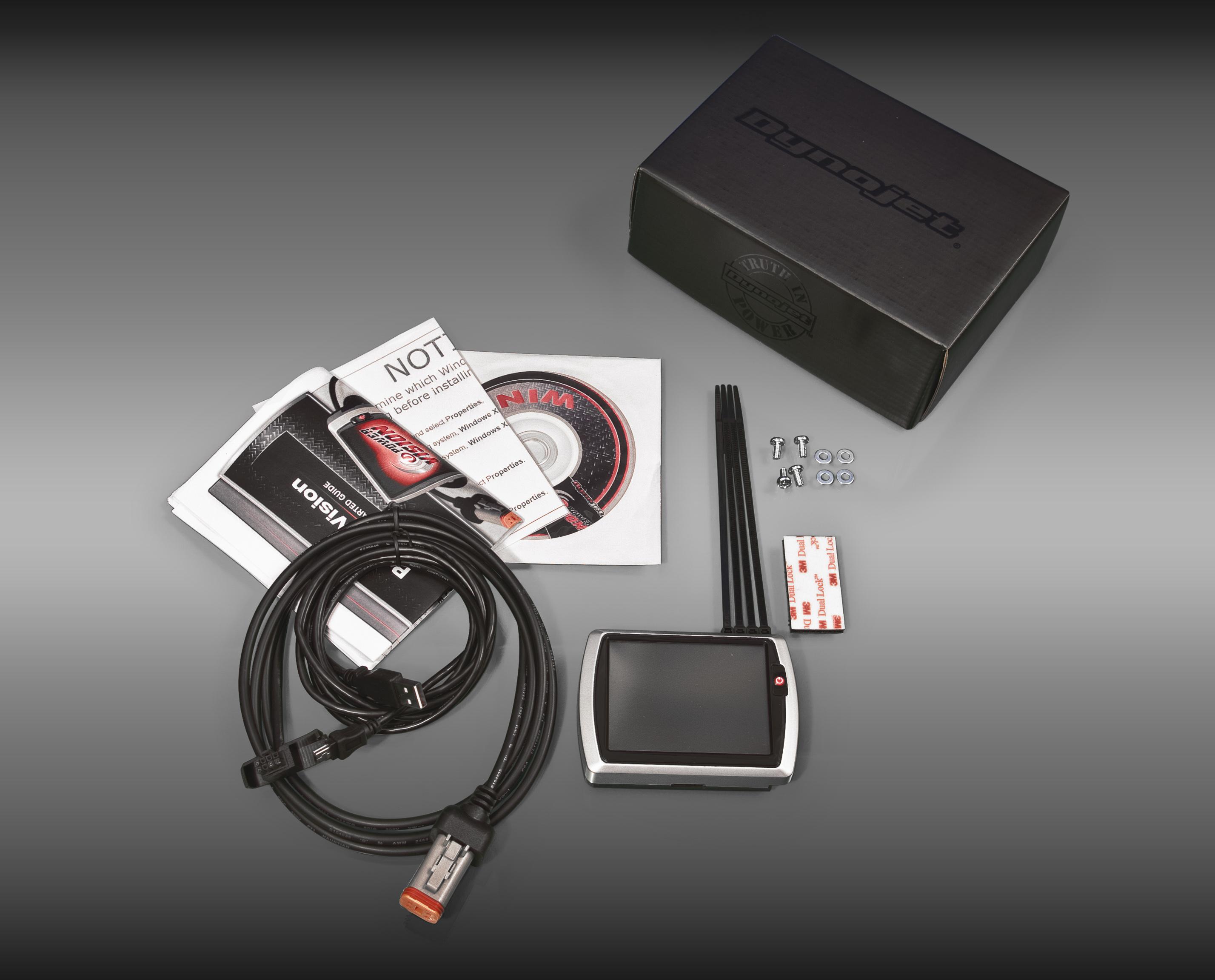 dynojet power vision programmer power vision unit. Black Bedroom Furniture Sets. Home Design Ideas